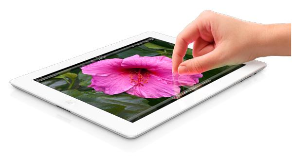 Apple recently introduced a new iPad.