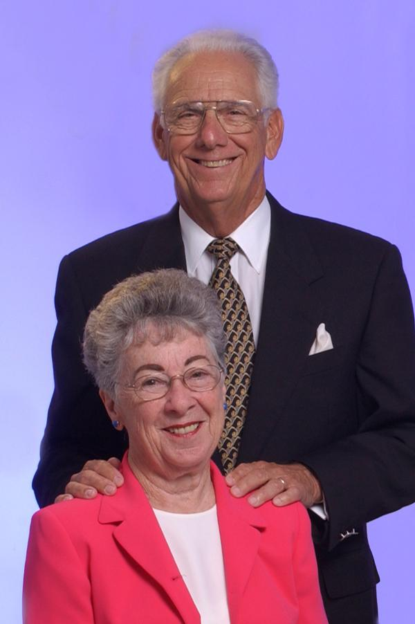 Frank and Carol Morsani