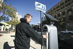 Local, national companies contracted for parking meter efficiency