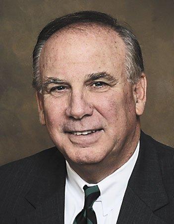 Bob Covington, Palm Bank's president and chief executive