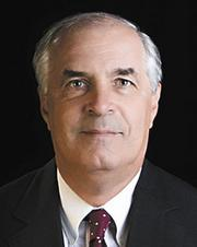 Robert P. Byelick, partner in the Abbey Adams law firm and chairman of the Rays booster group Clutch Hitters