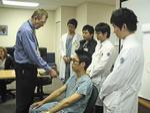 Health care educator: Dr. John Sinnott
