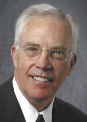 University of Tampa Executive in residence Roy McCraw