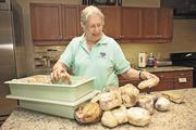 Nancy Sjoberg has been a volunteer at Ronald McDonald House Charities of Tampa Bay for 20 years.