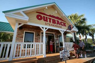 Outback Steakhouse Bloomin' Brands