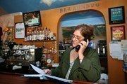 Regina Invandino, owner of Cappuccino's Altro Posto Café in Dunedin, said she took Pinellas County Economic Development courses to start her business.