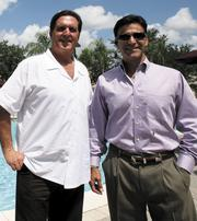 Reuven Oded and Randy Ferreira are managing partners of Blue Rock Partners LLC.