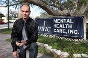 Mental Health Care Inc.'s Matt Haynes, network administrator.