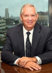 Bill West, Bank of Tampa president