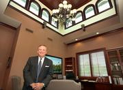 Bob Covington, president of Palm Bank