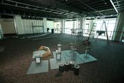 The soon to be new Founders Lounge under construction at Mahaffey Theater in St. Petersburg.