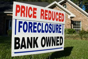 Foreclosure prices