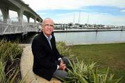 ProVise Management Group's Ray Ferrara, president and CEO, at downtown Clearwater's Yacht Basin.