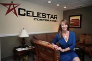 Celestar's Social Media Marketing Manager Charise Strandberg is monitoring 500 blogs a day for content.