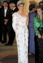 Another auction set for Princess Diana's dresses