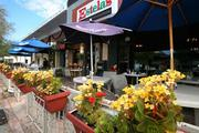 Estela's mexican restaurant in the Davis Island downtown shopping district