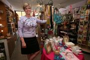 Liz Wessel, owner of Serendipity Accents & Gifts