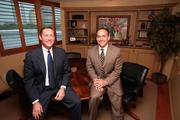 Directed Capital Resources' Chris Moench, CEO and Nick Griffin, senior vice president.
