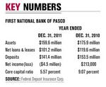 New talent at First National Bank of Pasco leads to capital boost
