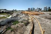 The Encore project, about a half-block away from GTE Federal Credit Union headquarters in Tampa.