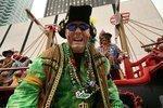 Pirate fest stirs debate