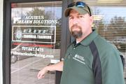 Michael Vanzile, owner of Elite Tactical Training in Pinellas Park