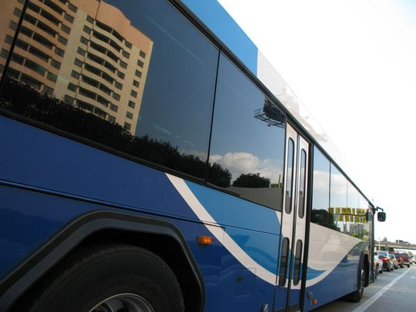HART operates 13 express routes with limited stops, most of them to downtown Tampa.