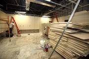 Ed Taylor Construction crews renovate space to expand USF's Pediatric Epidemiology Center.