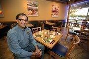 Nick Vojnovic, president and majority partner of Little Greek Restaurant.