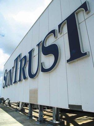 SunTrust building.