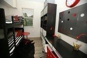 A model 2-bedroom apartment.