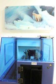 Nexus Biostore freezer at M2Gen