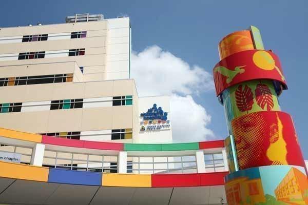All Children's Hospital joined Johns Hopkins in 2011.