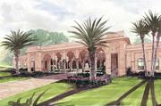 A rendering of guest house in Carrollwood.