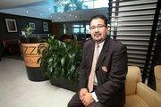 Crowne Plaza Hotel Tampa Westshore's Joe Ruiz, general manager.