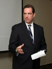 Mark Fernandez, senior vice president and chief sales officer of the Tampa Bay Rays.