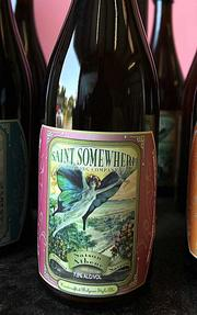 Saint Somewhere Brewing Co. in Tarpon Springs, bottled Farmhouse ales. Seven different beers are brewed including bottled and draft beer.