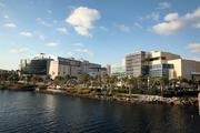 St. Pete Times Forum and Tampa Bay History Center