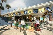 The pool bar at Safety Harbor Resort & Spa