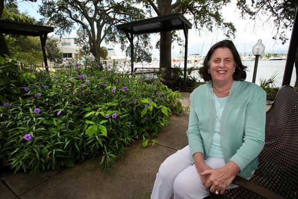 USF St. Petersburg Chancellor Margaret Sullivan's last day is Aug. 2 after nearly four years at the school.