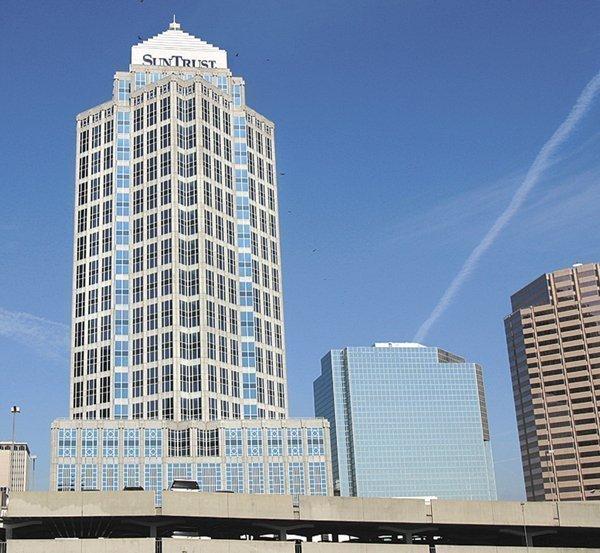 SunTrust Financial Center in Tampa