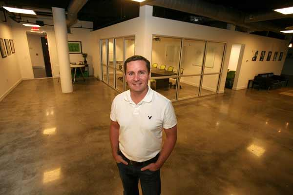 Chris Abbott, founded the Abbeton Accelerator Fund in Sarasota to help ventures get started.