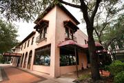 Historic Tramor Cafeteria is for sale in St. Petersburg.
