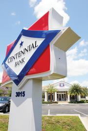 Arkansas-based Centennial Bank (NASDAQ: HOMB) has bought up Florida banks on the Gulf Coast, in the Keys, and in the Panhandle. It's a frequent bidder on failed banks in the state.
