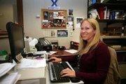 Jennifer Tuttle, legal secretary, at Banker Lopez Gassler PA