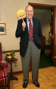 Robert Banker, president and shareholder of Banker Lopez Gassler PA.