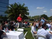 2012 busy season lunch on the lawn at CBIZ Kirkland Russ Murphy & Tapp