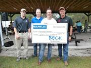 The Beck Group, a finalist in the 5-100 employees category, was named the Judges Choice winner.
