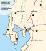 Tampa Bay area health care construction projects