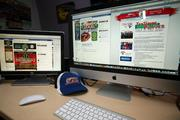 A website that Kirsten Gilbert and Kelly Bosetti created that enables college football fans of the Big 10 SEC to share game day traditions, rituals and experiences.